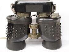 polnisches Militär Fernglas 7x45 mit Tasche, PZO Warschau, military binoculars