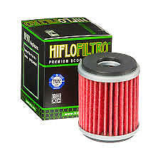 Hi Flo Oil Filter HF981 Yamaha VP125 X-City 16P 2007 - 2013