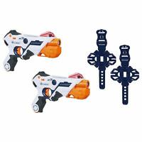 Nerf Laser Ops Pro AlphaPoint 2-Pack Laser Tag-Blaster with Light & Sound Effect