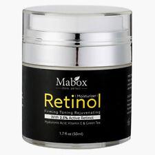 Retinol 2.5% Moisturizer Face Cream Vitamin E Collagen Retin Anti Aging yng4ever