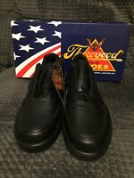 Thorogood  Mens Shoes 10 1/2 M Classics Athletic Made In USA Black SR Postal