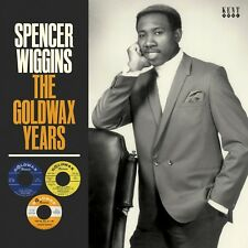 Spencer Wiggins - The Goldwax Years (KENT LP 511)