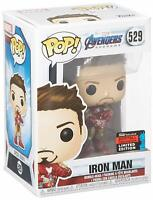 Funko Pop! Marvel: Avengers Endgame - IRON MAN GAUNTLET (NYCC Shared Exclusive)