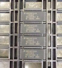 x8 **NEW** AMD AM28F020-150EI, NOR Flash, 256K x 8, 32 Pin, Plastic, PLCC