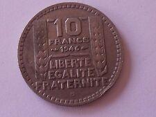 10 Francs Turin 1946 B R.L