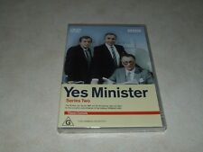 Yes Minister - Series Two 2 - DVD Region 4 - New