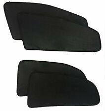 Honda City Ivtec Jet Z Black 4 Pc Magnetic SIDE Window Sun Shade Mesh Curtain