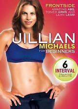 Jillian Michaels: For Beginners - Frontside DVD R4