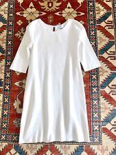Sommerlichers Allude Etui Kleid Weiß M