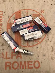 Alfa Romeo 155 2.5 V6 Denso Spark Plugs
