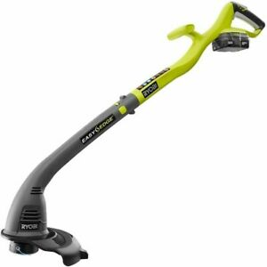 Ryobi Cordless String Trimmer Weed Eater Wacker Edger Battery Charger Included