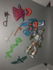 He Man Vintage Figure And Weapons Lot