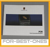 NEU Porsche PCM3.1 Betriebsanleitung Bedienungsanleitung Handbuch PCM 3.1