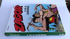 2016 ZAGOR, Il re di Darkwood – cartonato, da libreria, PERFETTO! vedi foto!