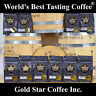 10 LB Jamaica Jamaican Blue Mountain PeaBerry - World's Best Tasting Coffee