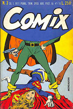 [791] COMIX ed. Mondadori 1971 n.  3 stato Ottimo
