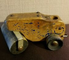VINTAGE WOOD TOY STEAMROLLER