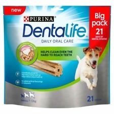 Purina Dentalife Small Dog Chews 3 x 21 Sticks. Premium Service, Fast Dispatch