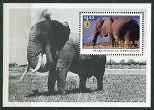 FAUNA_A1_106 1993 Antigua & Barbuda animals elephant SHEET MNH Combined payments