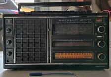 Radio GRUNDIG SATELLIT 2100 (non perfetta, ma funzionante)