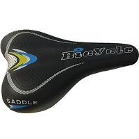Ampio Grande Bum Bicicletta Cruiser extra Comfort Sportivo Sella Morbido Cuscino