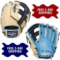 "Rawlings Heart of the Hide 11.5"" Baseball Glove - Infield Single Post PRO204"