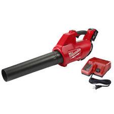 Milwaukee 2728-21 Leaf Blower Kit Brushless M18 Fuel 18V 450CFM w/Charger