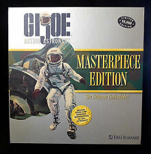 GI Joe Masterpiece Edition Astronaut FAO African American Set New 1996 LTD to15K