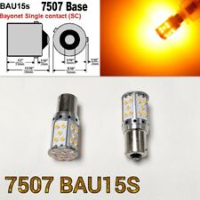 Rear Signal Light 7507 BAU15S PY21W 35 SMD Amber LED M1 MAR