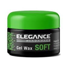 Elegance SOFT Gel Wax with Argan Oil 100ml / 3.38 oz Hair Styling Product