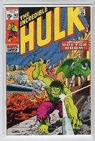 Incredible Hulk Issue #143 Marvel Comics (Sept. 1971) NM-