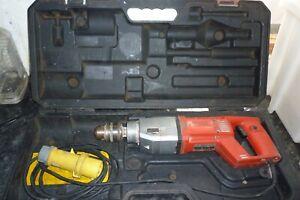Milwaukee DD2-160XE Diamond Core Drill 110v DIY Power Tool