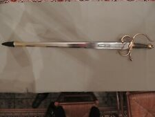 Collectible Sword Colada Dio made in Spain 100cm carved bronze handle