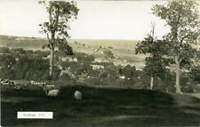 REAL PHOTOGRAPHIC POSTCARD OF STANHOPE (NEAR TOWLAW), COUNTY DURHAM MONARCH#5837