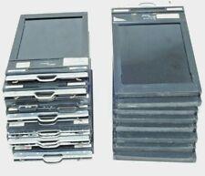 "15 Stück Planfilmkassette 9x12cm / 4x5"" Fidelity Deluxe"