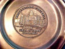 Professional Football Hall of Fame Superb Heritage Collectors Series Pewter