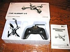 The Hubsan X4 H107 R/C Micro Quad Copter 2.4GHZ Open Box return; see pics & note