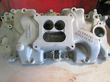 Big Block Chevy Winters Rect Port Intake, L-72, L-78, 396 427 454 1966 3885069