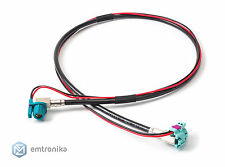 BMW F10 F20 F30 F15 Nbt Evo Cid Cable Vídeo Kabel Retrofit HSD2 61129261850