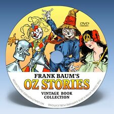 WIZARD OF OZ Stories on DVD! - 28 Vintage Books by Frank Baum