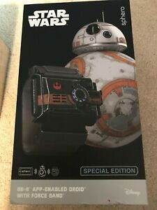 Sphero Special Edition App-Enabled Droid with Force Band