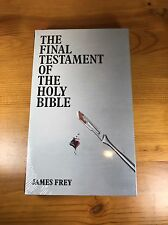 The Final Testament of the Holy Bible by James Frey (2011, Hardcover)