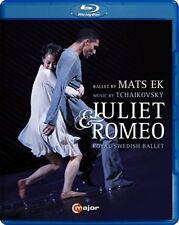 BLU-RAY - Mats Ek/Kida/Lomulijo-Tchaikovsky:Juliet And Romeo (1 Blu-ray) [DVD]