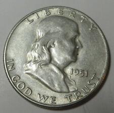 1951-S Ben Franklin (#36RR)