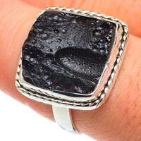Tektite 925 Sterling Silver Ring Size 9 Ana Co Jewelry R62377F