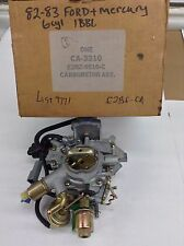 NOS HOLLEY 1946 CARBURETOR LIST 9771 1982-1983 FORD MERCURY CARS 200 ENGINE