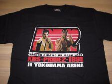 PRIDE 2 VINTAGE T-SHIRT 1998 - MARK KEER vs BRANCO CIKATIC / UFC MMA in MINT NEW