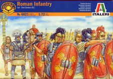 Italeri 1/72 Roman Infantry BC # 6021*