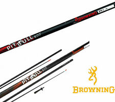 Browning Pit Bull 400 4m Margin Coarse Pole 1 Elasticated Top Kit