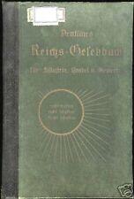 Deutsches Reichs-Gesetzbuch 1929, für Industrie, Handel